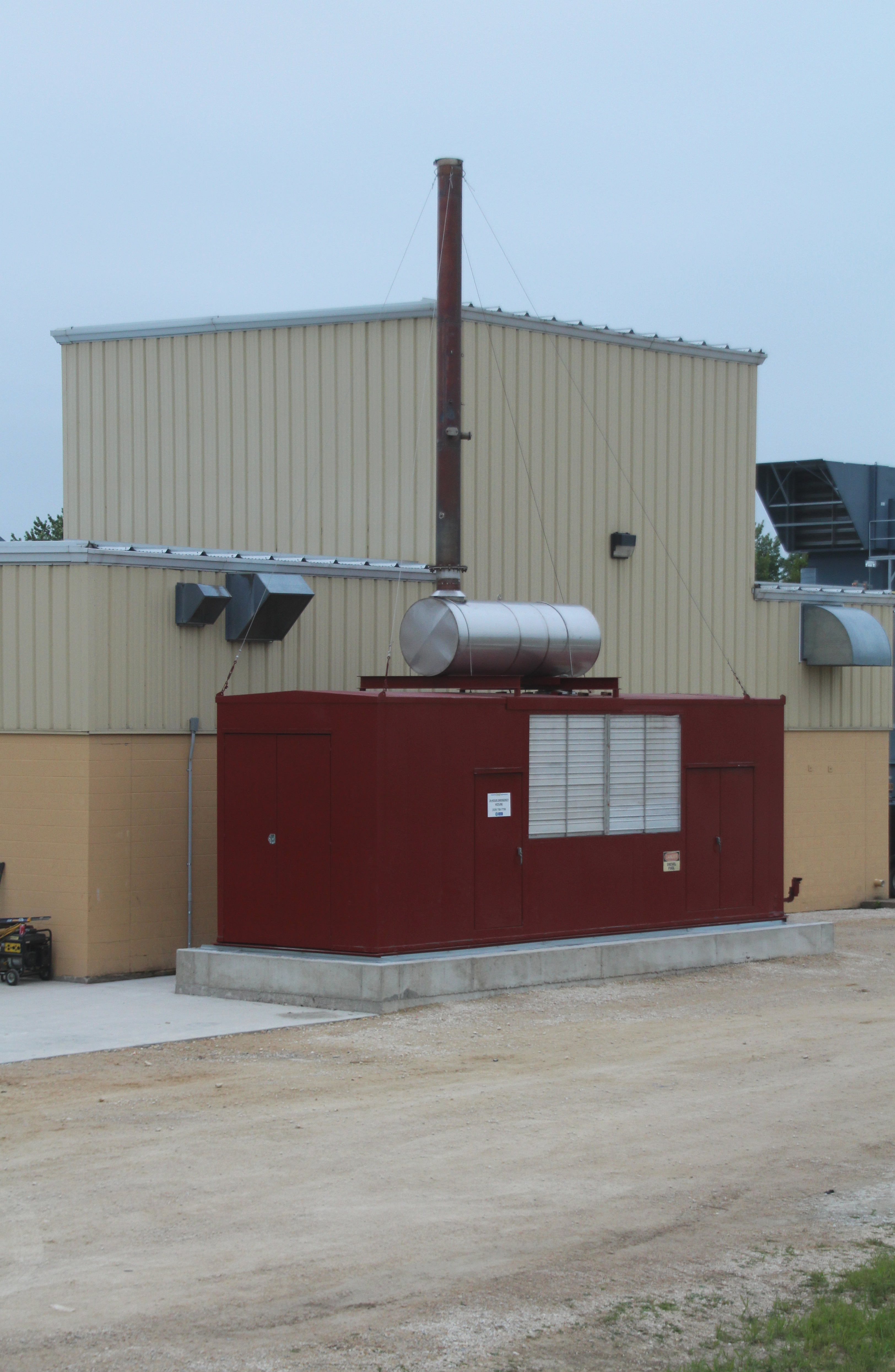 July 23 2014 Standby Generator Project pleted IEA